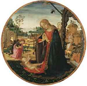 Pittura di Jacopo del Sellaio