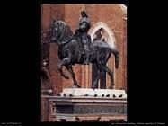 del verrocchio andrea Statua equestre di Colleoni