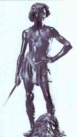 Statua di Andrea Del Verrocchio