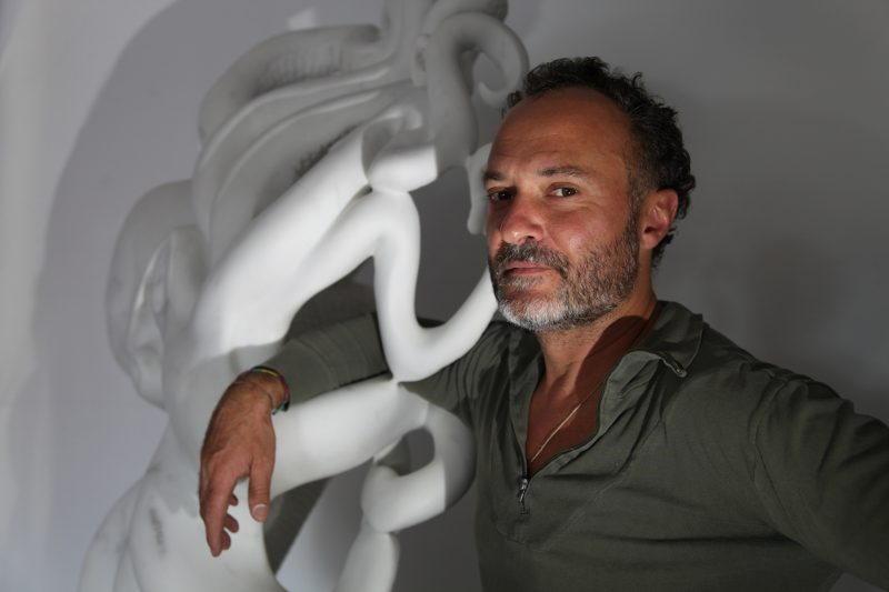 Philippe Delenseigne foto dell artista