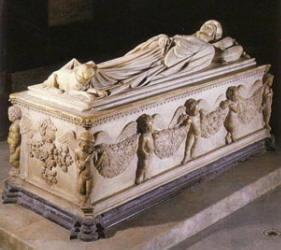 Marmi di Jacopo della Quercia