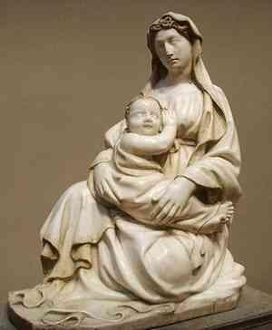 Statua di Jacopo della Quercia