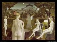 Delvaux Paul Il giardino