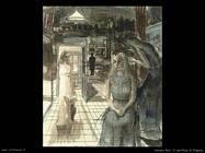 Delvaux Paul Il sacrificio di Ifigenia