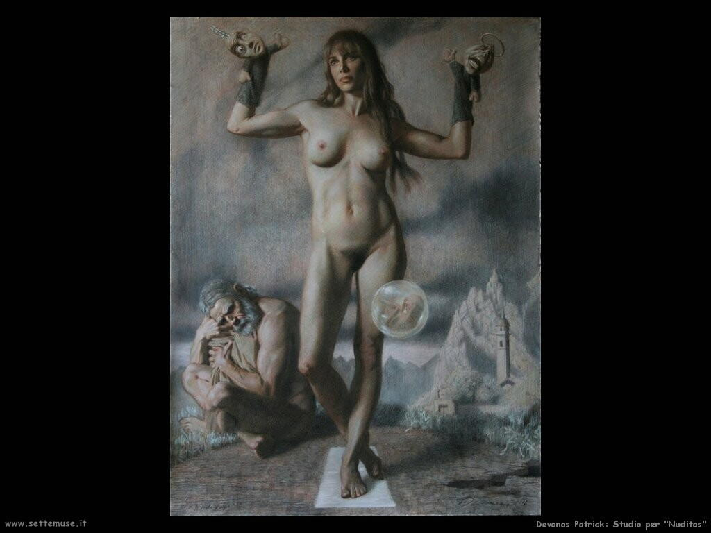 devonas patrick Studio per Nuditas