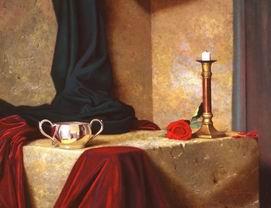 Pittura di Patrick Devonas opere e biografia