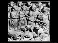 di cambio arnolfo Arca di san Domenico