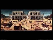 di cosimo piero La costruzione del palazzo