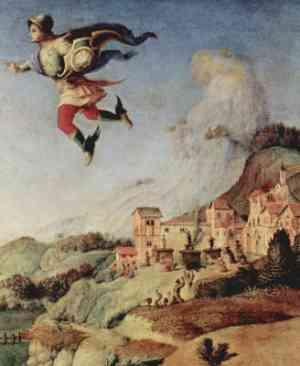 Pittura di Piero di Cosimo