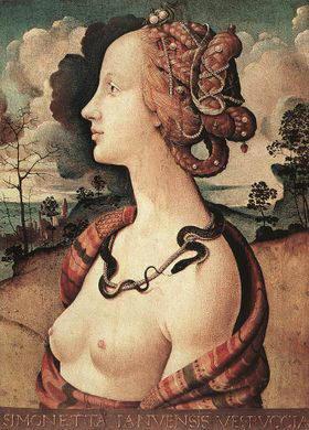 Dipinto di Piero di Cosimo