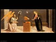 di giovanni bartolomeo Predella Annunciazione