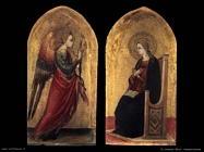 di lorenzo bicci L'angelo e la Vergine, Annunciazione