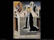 di paolo giovanni Santa Caterina scambia il suo cuore