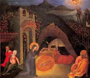 Dipinto di di Giovanni Di Paolo