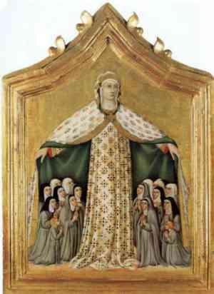 Pittura di Di Pietro Sano