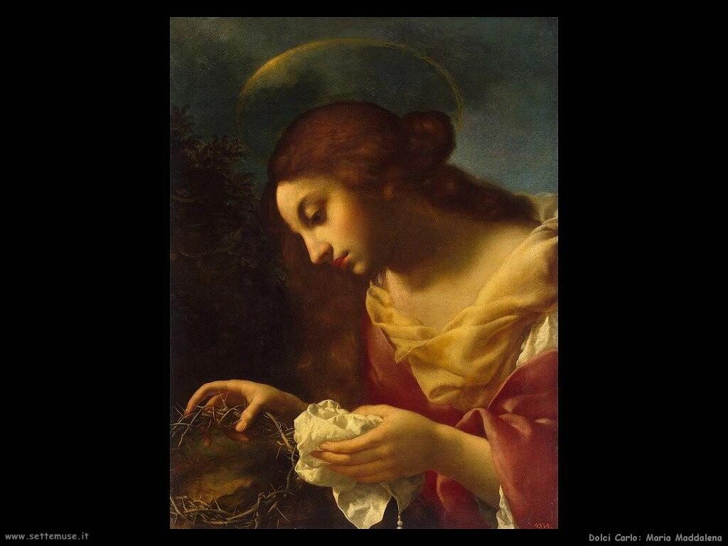 dolci carlo Santa Maria Maddalena