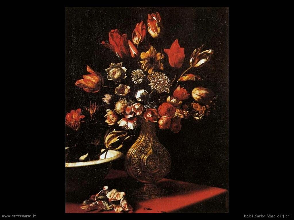 dolci carlo Vaso di fiori