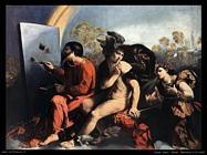 dosso dossi Giove Mercurio e la Virtù