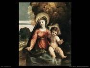 dosso dossi Madonna con bambino