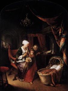 Dipinto di Gerrit Dou