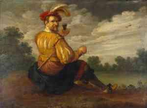 Ritratto di Joost Cornelisz Droochsloot