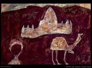 dubuffet_jean Morabito arabo e cammello bloccato