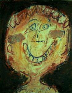 Dipinto di Dubuffet Jean