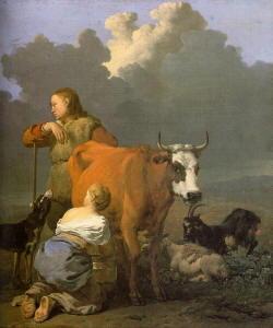 Pittura di Dujardin Karel