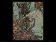 Dulac Edmund Mermaid