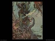 Dulac Edmund Mermaid