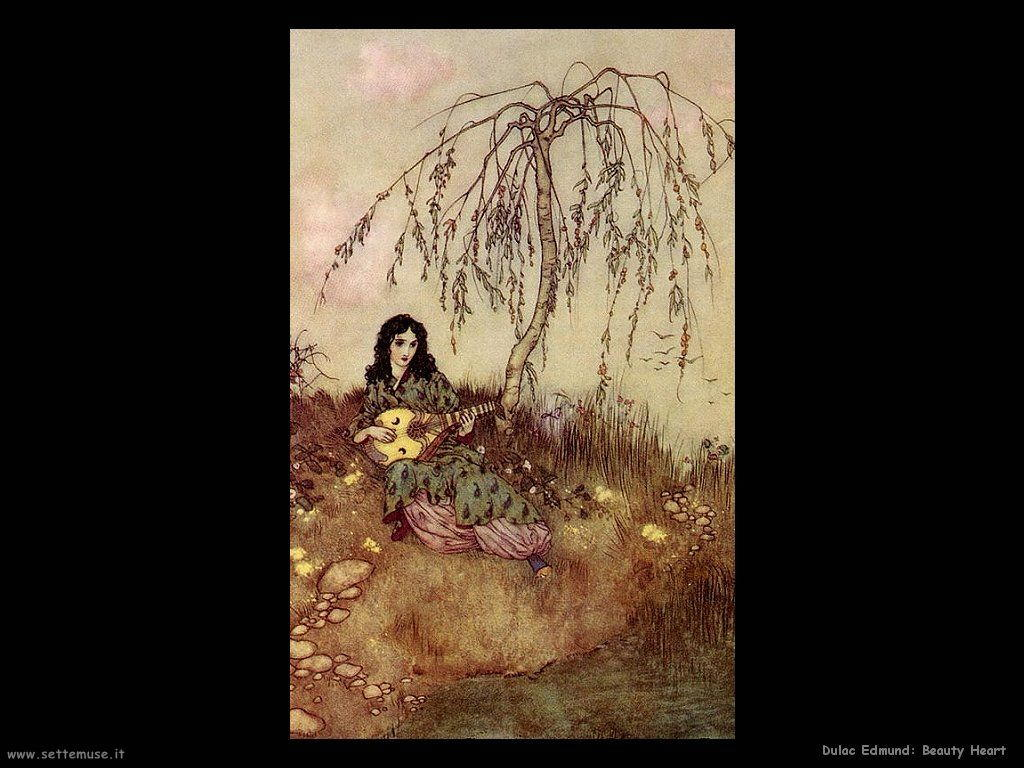 Dulac Edmund Beauty Heart