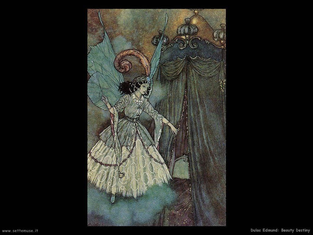 Dulac Edmund Beauty Destiny