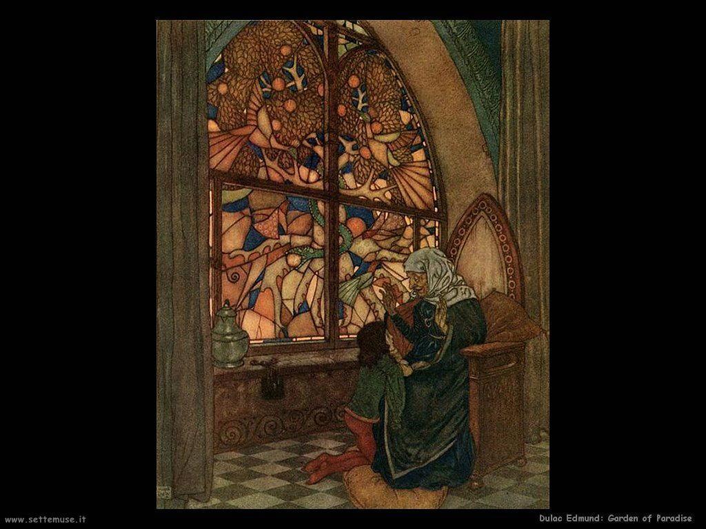 Dulac Edmund The garden of paradise