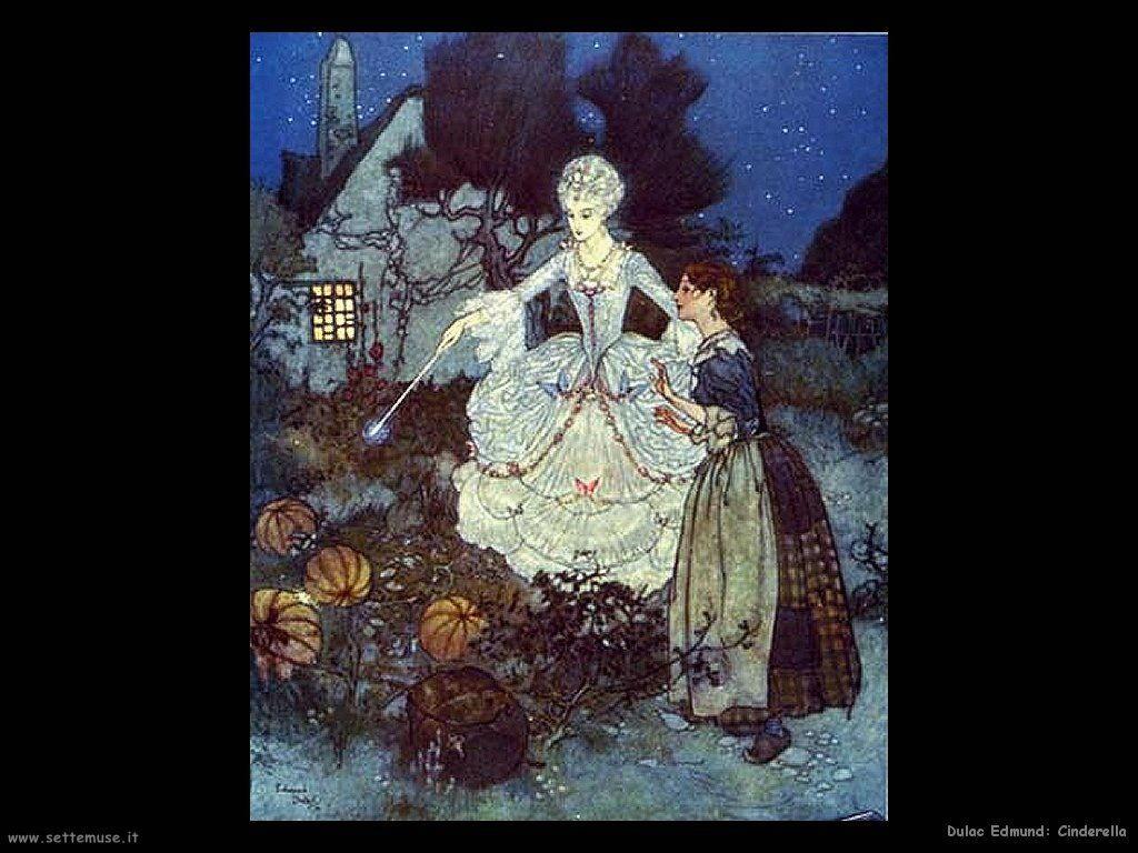 Dulac Edmund Cinderella