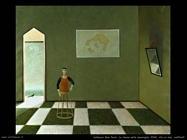 La stanza delle meraviglie, 2006, olio su tela, cm50x60