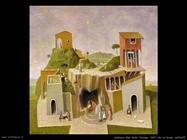 Presepe, 2007,olio su tavola, cm20x20