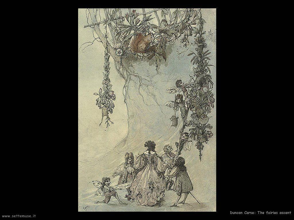 Duncan Carse: The Fairies Ascent
