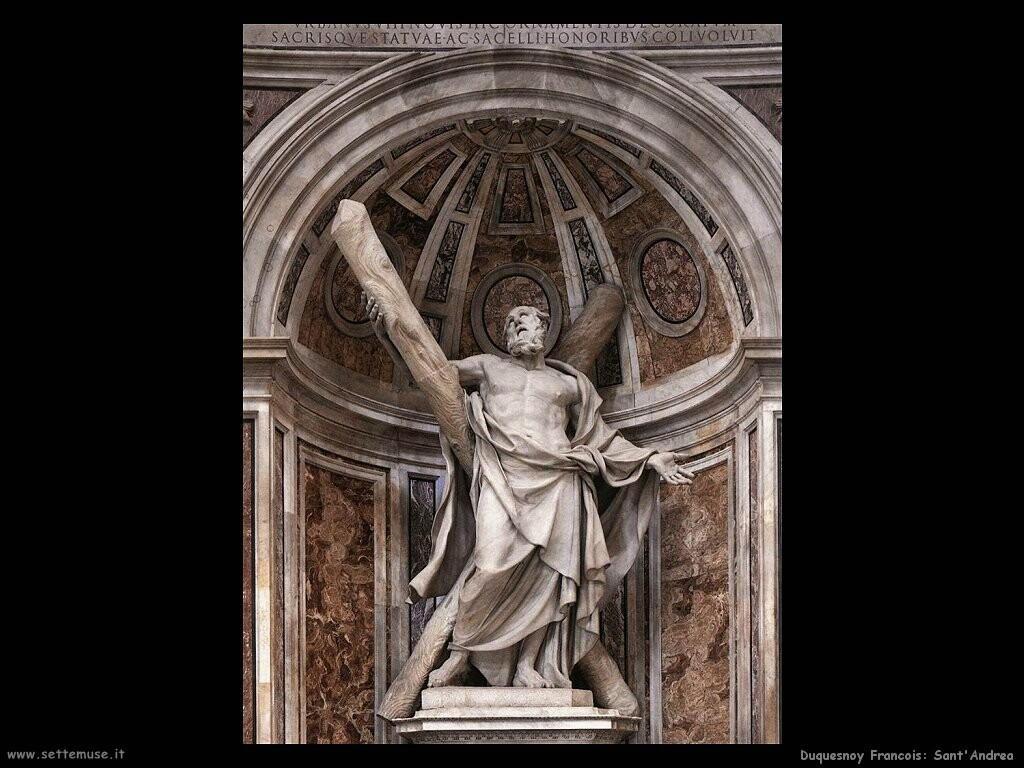 duquesnoy francois Sant'Andrea
