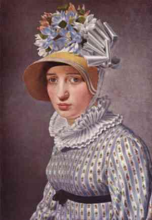 Ritratto Christoffer Wilhelm Eckersberg