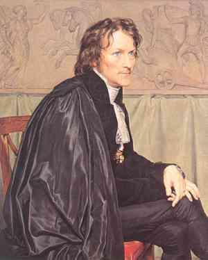 Dipinto di Christoffer Wilhelm Eckersberg