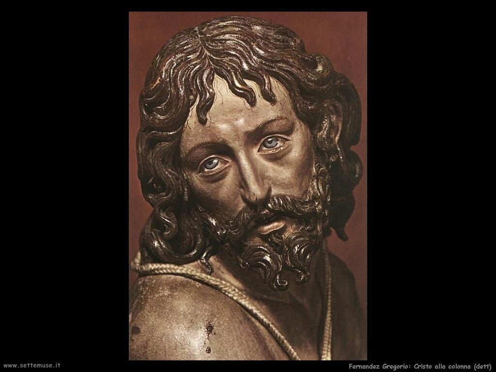 fernandez gregorio Cristo alla colonna (dett)