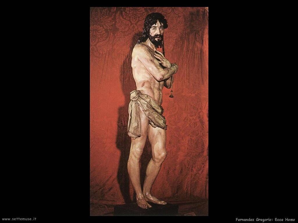 fernandez gregorio Ecce homo