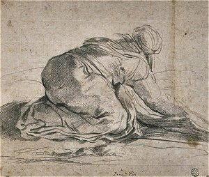 Disegno di Domenico Fetti
