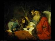 flinck govert teunisz Isacco benedice Giacobbe