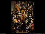 flinck govert teunisz  La compagnia del capitano Albert