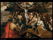 floris frans Il sacrificio di Gesù Cristo