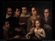 fontana lavinia  Ritratto di famiglia