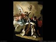fontebasso francesco L'estasi di santa Teresa