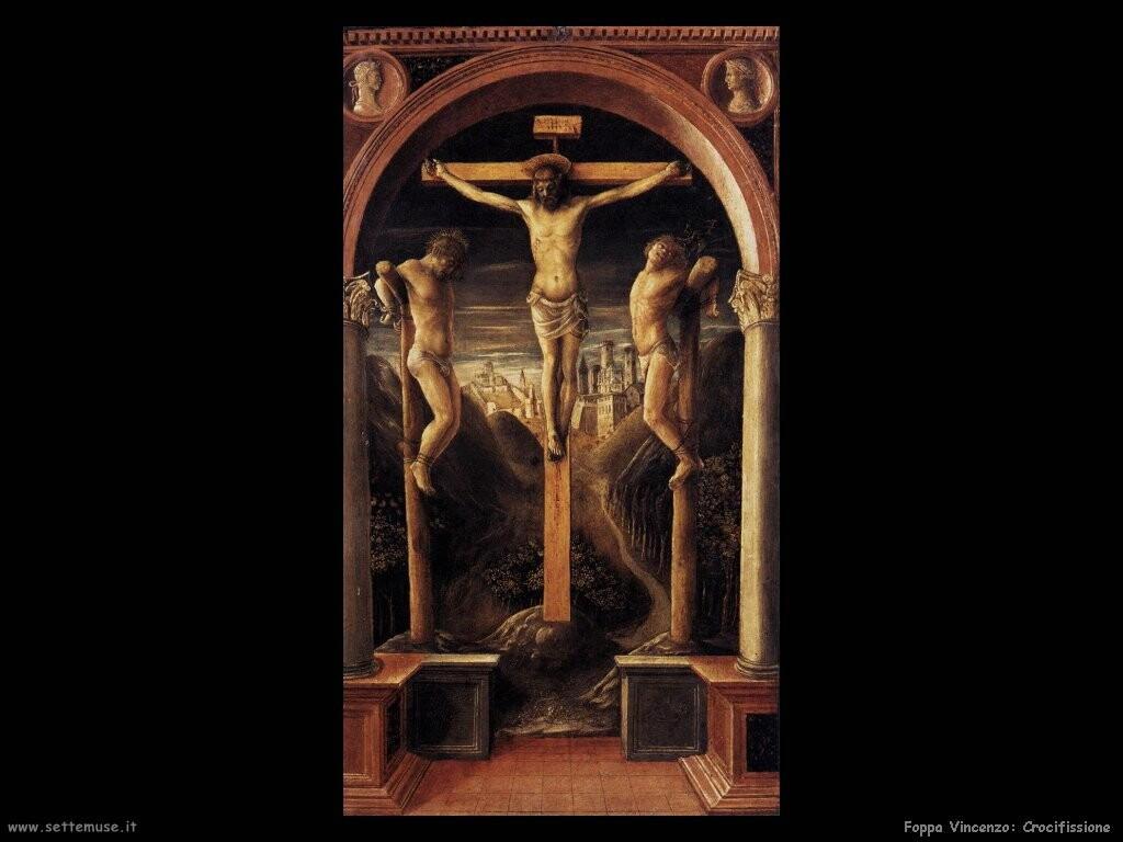 foppa vincenzo  Crocifissione