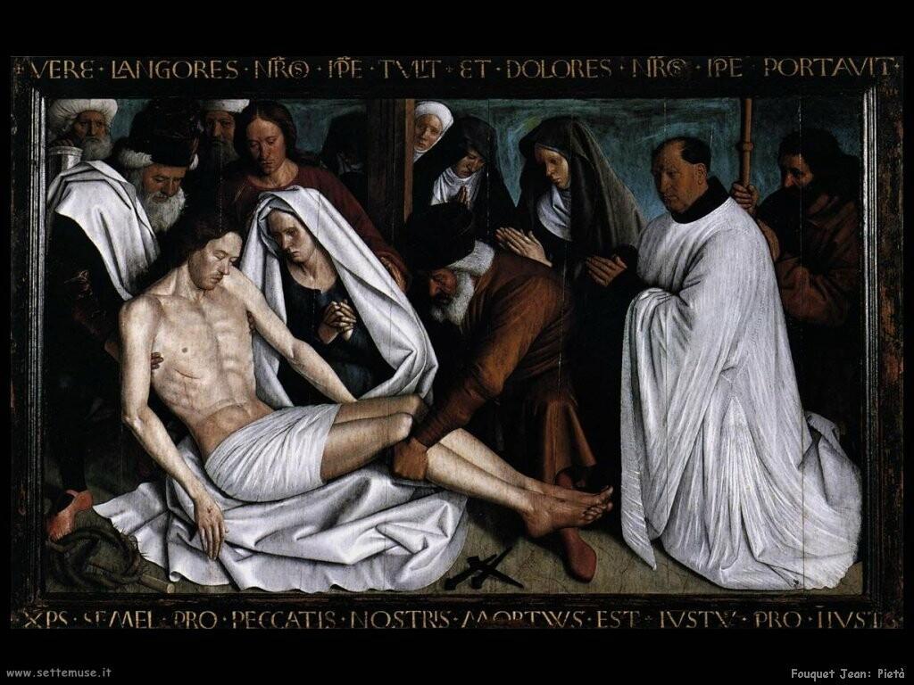 fouquet jean Pietà